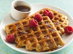 buttermilk waffl, waffle recipes, breakfast, brunch recipes, whole grains, maple syrup, recipe books, healthy recipes, cereal