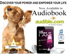 """Hi everyone, the audio book version is NOW AVAILABLE!!! Get your instant mp3 download at the special launch release price only $6.95 so...GET IT NOW!!!!!!! """"The power of I AM and the law of attraction"""" plus bonus affirmations!  And thank you all so much for your love  support  Rob Banks"""