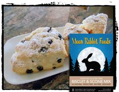 Moon Rabbit Foods -Apparently a super yummy GF brand