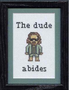 The Big Lebowski - The Dude Abides