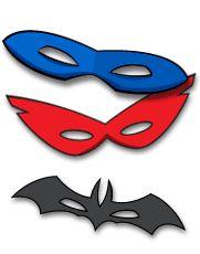more mask shapes