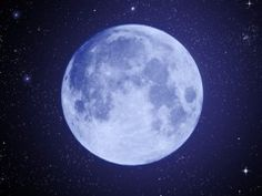 Tonight~Once in a Blue Moon
