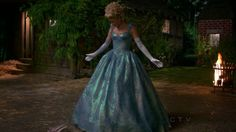 Once Upon a Time - Cinderella's Ball Gown