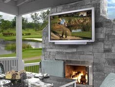 great outdoor tv cover