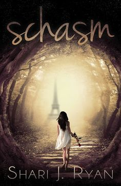 Becca Annes Book Review reveals the cover of Shari J. Ryan's SCHASM.