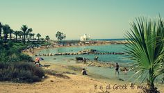 Cyprus, Kalamies Bea...