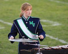 Percussion - just like my Sarah!