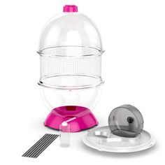 Wonder Bubble Hamster Kit Pink