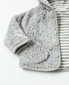 Baby Hooded Coat from Zara