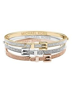 Michael Kors - Jewelry & Accessories | Bloomingdale's the rise gold one.. love!!!