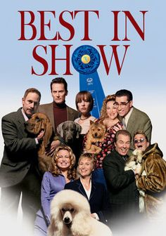 Best in Show is a funny comedy about a dog show, which features many SCTV alums. If you like the SCTV type of comedy, you will love this one. If you like dogs, watch it, it will be worth it.