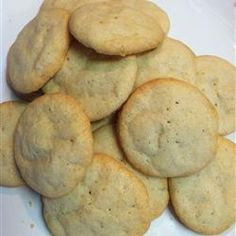 """Vanilla Wafer Cookies That Are Better Than Storebought 