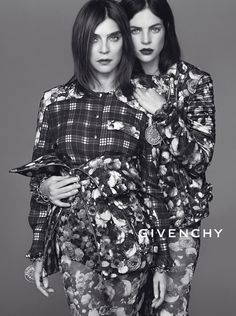 Givenchy F:W 14 by Mert & Marcus