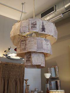 Amazing chandelier...