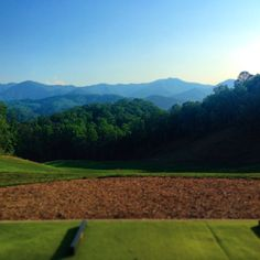 Sequoyah National Golf Course, Cherokee, NC
