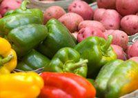 Harvesting and storing home garden vegetables