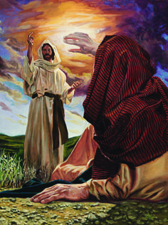 Conversion of St. Paul by Jason #Jenicke  Powerful image of the #Conversion of Saint #Paul