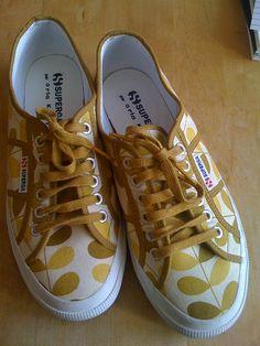 Orla Kiely sneakers