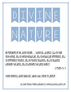 The Freckled Canvas: Personal Progress Guide Book   Divine Nature and my Keynote Speech