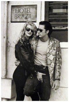 Laura Dern and Nicolas Cage - Wild at Heart.