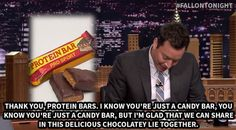 The truth about Protein bars