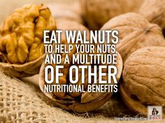 Truth | Eat walnuts