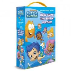 Bubble Guppies Here Come the Bubble Guppies