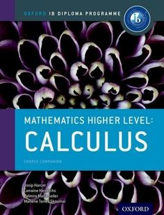Written by experienced IB workshop leaders and curriculum developers, this book covers all the course content and essential practice needed for success in the Calculus Option for Higher Level. ISBN: 9780198304845