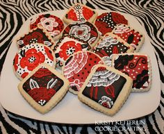 Decorated #cookies