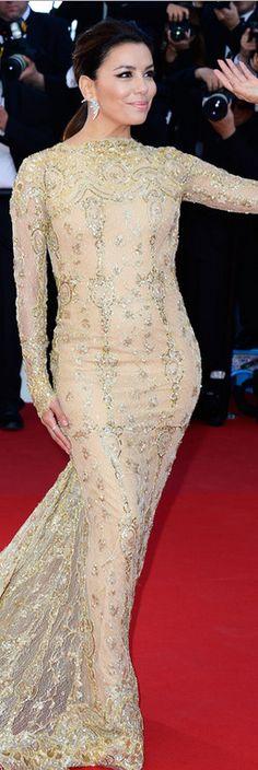 Eva Longoria | Zuhair Murad | Cannes 2013