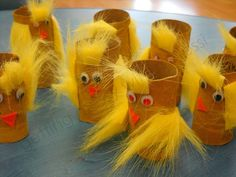 Easter chicks...
