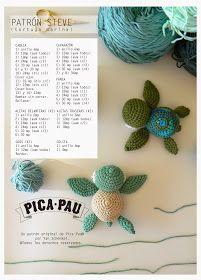 pica-pau: Steve (Zissou) Patrón gratis en castellano