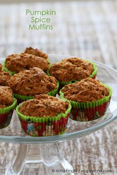 These Spiced Coconut Pumpkin Muffins are the perfect platter for all your holiday soirées.