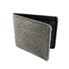 Professor Wallet Tan only $28 made from old suits
