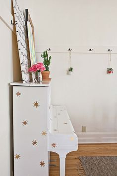 Dining room wall hooks how-to