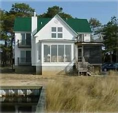 Chincoteague Island House Rental: Spectacular Sunsets Over Chincoteague Bay | HomeAway