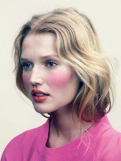 Toni Garrn in Elle France March 2012
