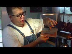 ▶ Potter USA Bracelet pancake die video demo - YouTube