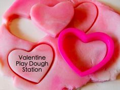 SIx Ways to celebrate Valentine's Day with Preschoolers
