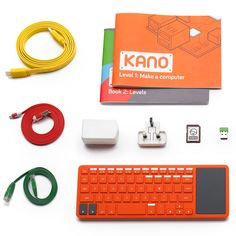 A build-your-own computer kit
