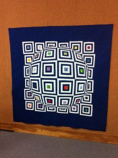Featured Member Quilts: May 5 Morning - 24 Blocks