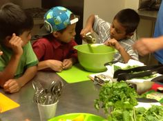 Healthy cooking with green vegetables at the East Valley Boys and Girls Club! #realfood #fooded  https://www.facebook.com/media/set/?set=a.10151595155266848.1073741827.59450936847=1