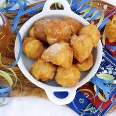 Sfingi, Sicilian Fritters