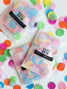 Party Confetti.