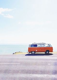 buses, camper, dream, summer road trips, travel, vw vans, the road, new zealand, volkswagen