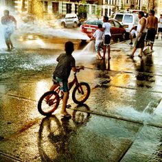 Hydrant Battles: a Celebration of Summer and Inner City Life in the Bronx | Feature Shoot
