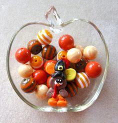 DIY Jewelry Kit Bubblegum Beads Happy by CatsBeadKitsandMore