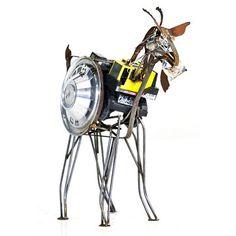 Robot goat