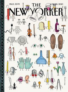 """I Do"" New Yorker cover"