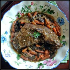 Mom, What's For Dinner?: Crock-pot Beef Roast